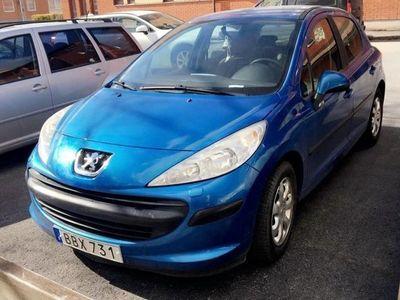 begagnad Peugeot 207 5-dörrar