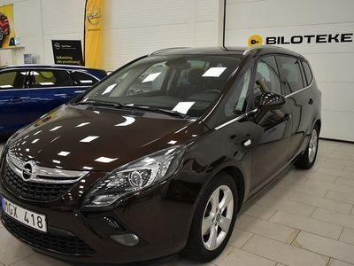 begagnad Opel Zafira Tourer 1.4T 7-Sits Drag 2012, SUV 89 900 kr