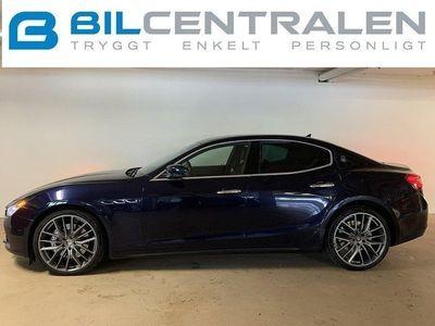 begagnad Maserati Ghibli S Q4 Automat Euro 6 410hk