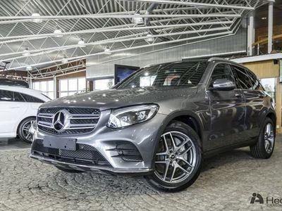 begagnad Mercedes GLC220 AMG SKY 4matic