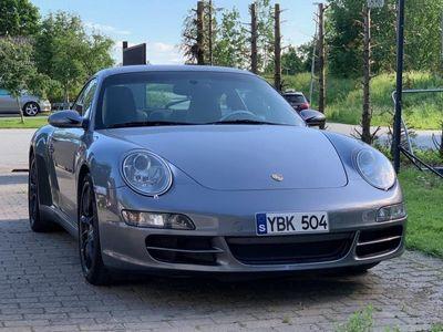 begagnad Porsche 911 Carrera 4S / 997 355hk manuell