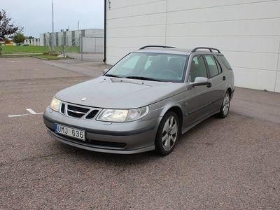 begagnad Saab 9-5 SportCombi 2.0 T Vector 150hk, Nybesiktigad