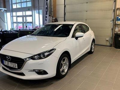 begagnad Mazda 3 2.0 Core 120hk