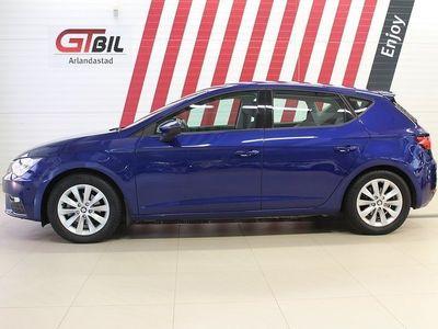 begagnad Seat Leon 1,95% SOMMARKAMPANJ! 1,0 TSI 115 DSG7 Style *Aut, Applecarplay