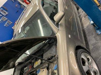 begagnad Audi A4 Quattro automat