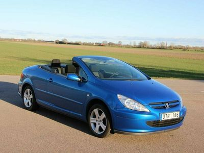 begagnad Peugeot 307 CC 3*RFN* 2,0
