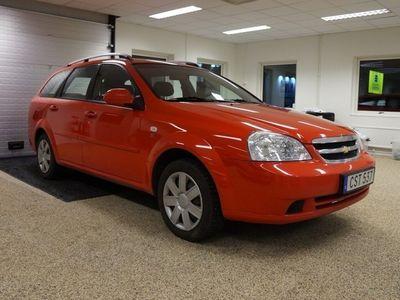 begagnad Chevrolet Nubira Wagon 1.6 Manuell, 109hk, 2009