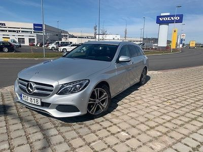 begagnad Mercedes 220 Benz C T d TBlueTEC 7G-Tronic Plus 2015, Personbil 229 000 kr