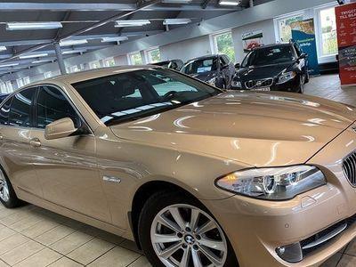 begagnad BMW 520 d Sedan Eldrag a 2012, Sedan 124 900 kr