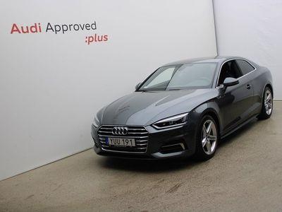 begagnad Audi A5 Coupé 2.0 TFSI 190HK S-TRONIC SPORT
