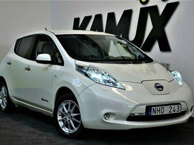 begagnad Nissan Leaf 24 kWh | Aut | S&V-Hjul | MOMS | Navi | 109hk