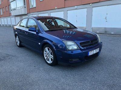 begagnad Opel Vectra 3.2 V6 211hk -03