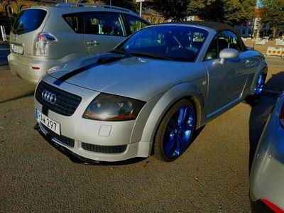 begagnad Audi TT Roadster