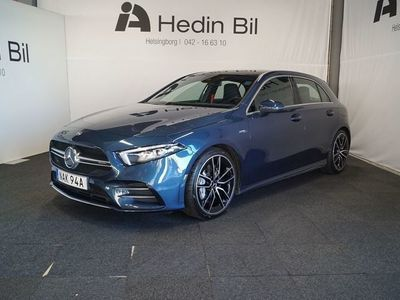 begagnad Mercedes A35 AMG 4-Matic / Panorama