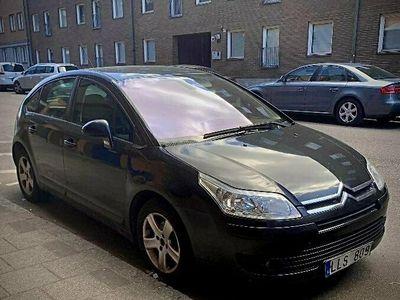 begagnad Citroën C4 HDI110 FAPEGS