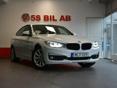 begagnad BMW 318 Gran Turismo d GT AUTOMAT,DRAG,SENSORER,NYSE,Eu6,143HK
