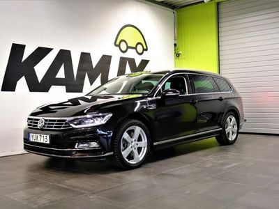 begagnad VW Passat 2.0 TDI | SC | 4M | R-Line | Cockpit | 240 HK |