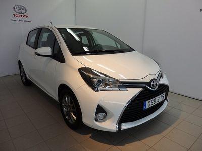 begagnad Toyota Yaris 1,33 5-D M/D S ACTIVE