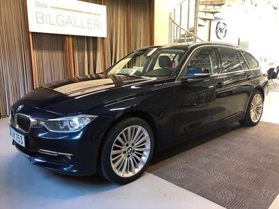 begagnad BMW 320 d xDrive Steptronic Luxury Line 184h