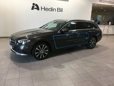 begagnad Mercedes E300 ETidigast lev 15/4 2021