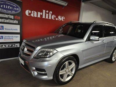 begagnad Mercedes GLK220 CDI 4MATIC 7G-Tronic Plus AMG Sport 170hk