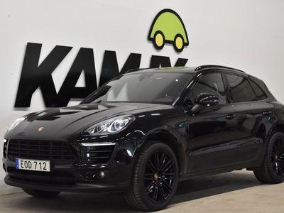 begagnad Porsche Macan S Diesel 3.0 V6 | PDK | Navi |