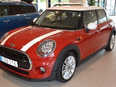 begagnad Mini Cooper 5D 136hk