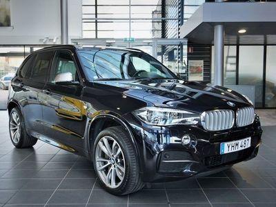 begagnad BMW X5 M50d M Sport Leasebar Se Spec!