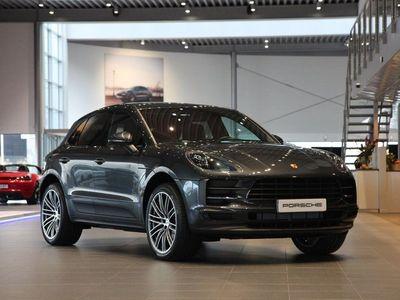 begagnad Porsche Macan Nordic