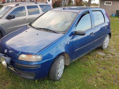 begagnad Fiat Punto 1,2 -02