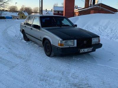 begagnad Volvo 744 GLE