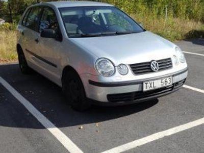 begagnad VW Polo 03a -03