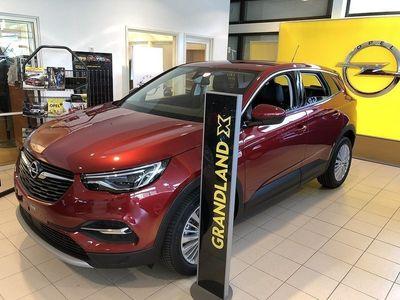 begagnad Opel Grandland X 1.2 Turbo Dynamic Aut 130hk