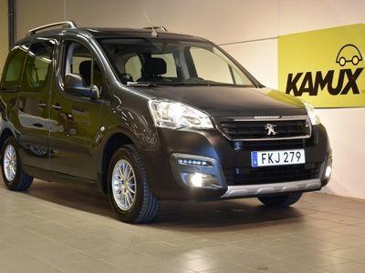 brugt Peugeot Partner Tepee 1.6 HDi 99hk Navi Pano Drag backkamera
