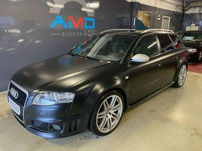 begagnad Audi RS4 4 Avant 4.2 V8 quattro Comfort 420hk