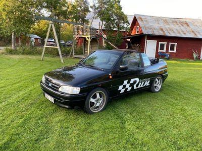 begagnad Ford Escort Cabriolet