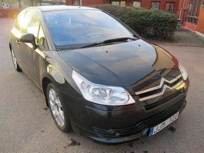 brugt Citroën C4 2,0 VTR PACK(140Hk)