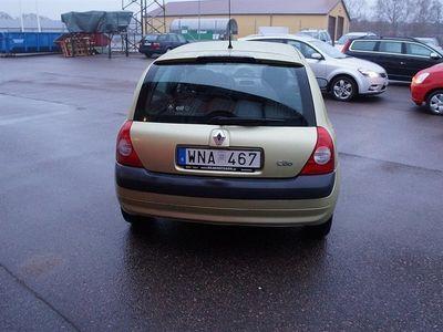 begagnad Renault Clio 1,2 Ny bes, Ny servad