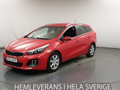 begagnad Kia cee'd 1.6 CRDi SW (136hk)