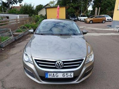 begagnad VW CC 2.0 TDI 4Motion DSG Sekv