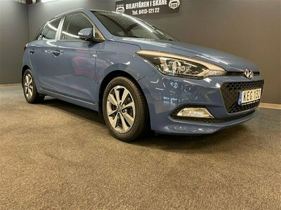 begagnad Hyundai i20 1.4 Automatisk, 101hk