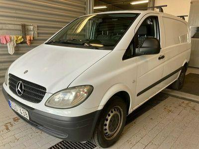 begagnad Mercedes Vito 109 CDI 95hk