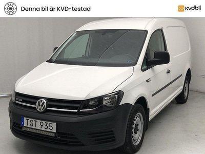 begagnad VW Caddy 2.0 TDI Maxi Skåp 4MOTION (1