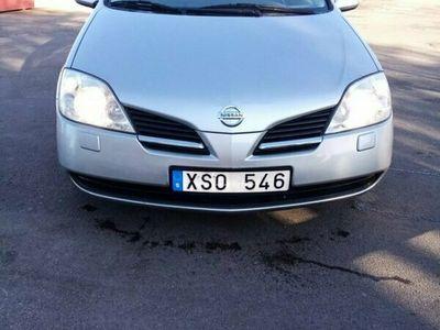 begagnad Nissan Primera K 1,6 VIS