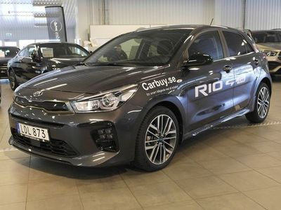 begagnad Kia Rio 1.0T-Gdi 120hk GT-Line Demo