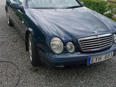begagnad Mercedes CLK230 Kompressor Cabriolet