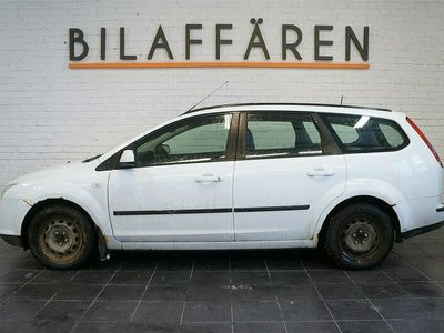 begagnad Ford Focus 1.8 FLEXIFUEL DRAGKROK