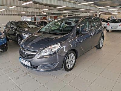 used Opel Meriva 1.4 Turbo Automat Euro 6 120hk