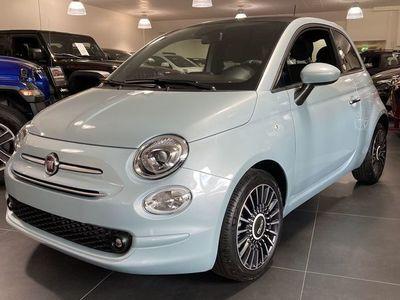 begagnad Fiat 500 LAUNCH EDITION 1.0 70HK HYBRID MY20