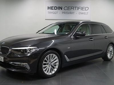 begagnad BMW 540 i xDrive Touring Steptronic Luxury Line 340hk